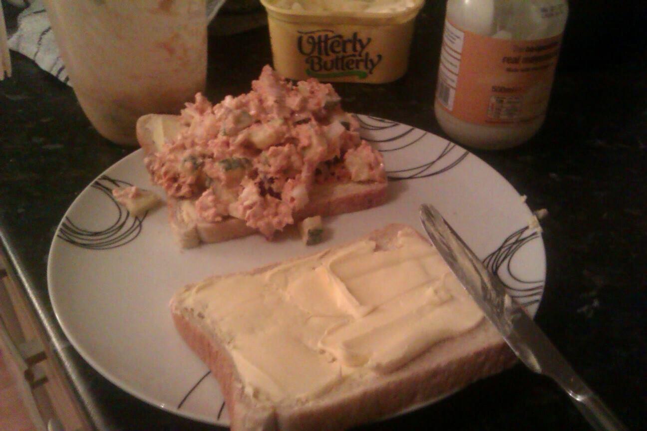 Hmmm sandwich 1