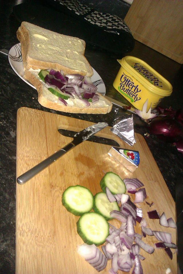 Hmmm sandwich 2