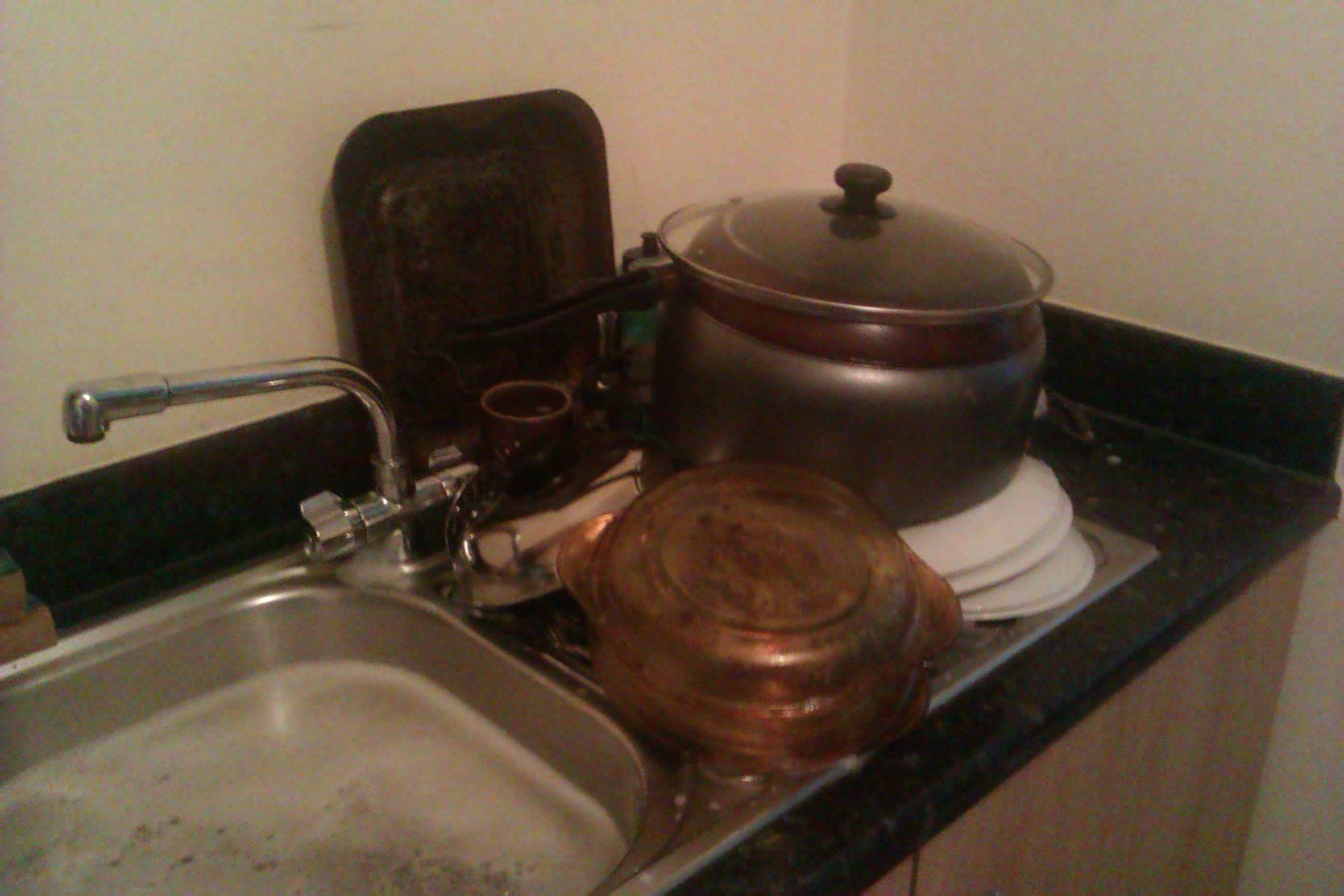 Washing up 3
