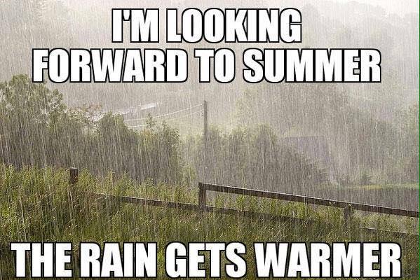 Warm rain